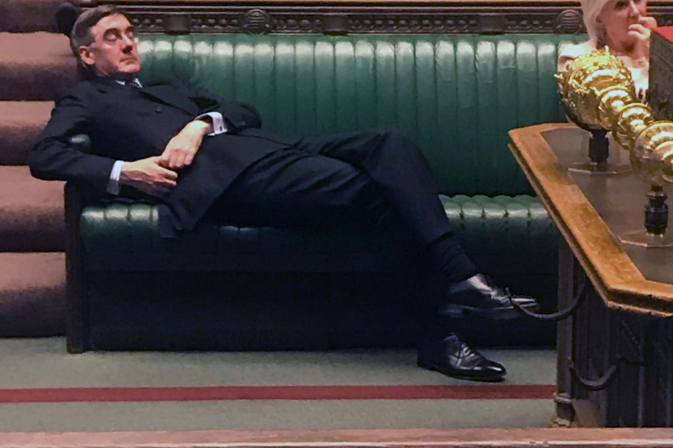 Jacob Rees Mogg Makes Billions From No Deal Brexit